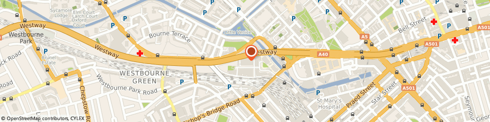 Route/map/directions to Galopar Consulting Limited, W2 6BD London, 2 Kingdom Street, Paddington