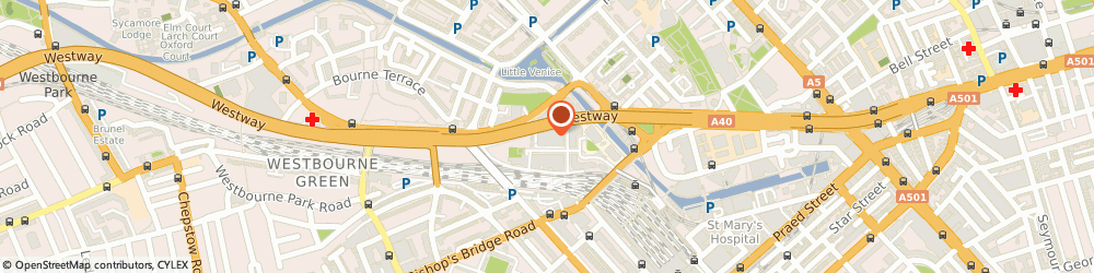 Route/map/directions to LOQSKI INTERNATIONAL LIMITED, W2 6BD London, 6th Floor, 2 Kingdom Street
