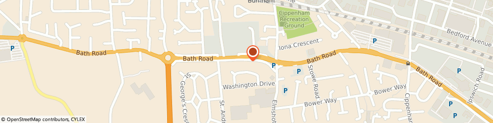 Route/map/directions to Dancing Nikita Co, SL1 6AA Slough, 459 Bath Road