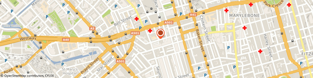 Route/map/directions to MARK CONSULTANTS LIMITED, W1H 1DP London, 78 York Street
