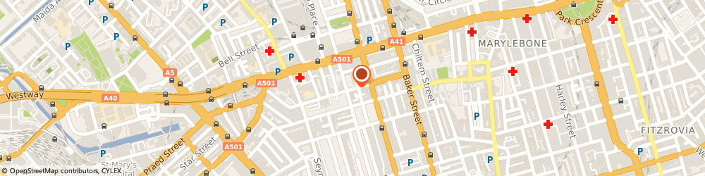 Route/map/directions to Marie De Bry Arts Academy, W1H 1DP London, 78 York Street