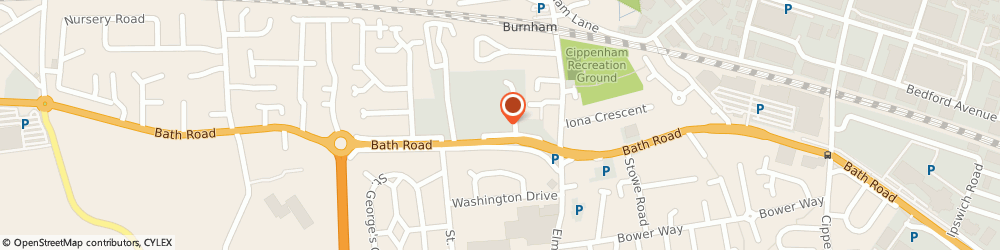 Route/map/directions to NATIONAL TYRES AND AUTOCARE Slough, SL1 6BB Slough, 426-428 Bath Road