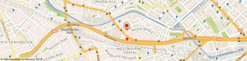 Route/map/directions to Elite Chauffeur Services, W2 5ES London, 274 Harrow Rd