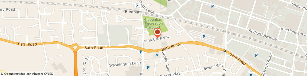 Route/map/directions to Flex Consultants Limited, SL1 6JH Slough, 13 Iona Crescent
