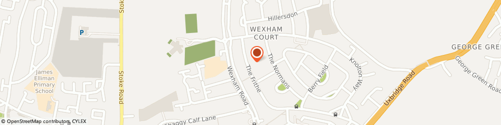 Route/map/directions to Dreamztime Kitchens & Bedrooms, SL2 5SY Slough, 23, The Frithe