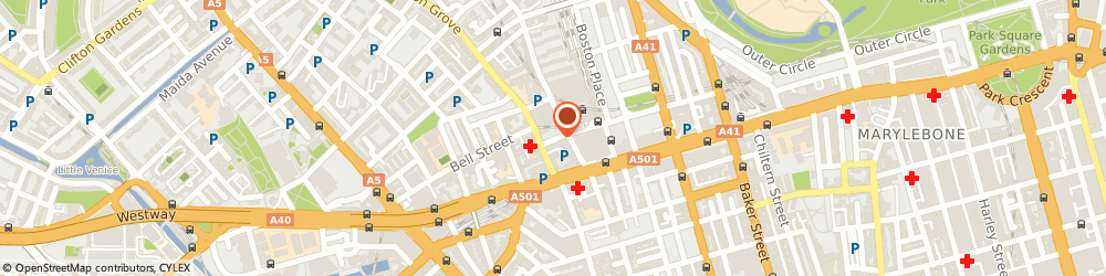 Route/map/directions to S r Gent International, NW1 6SE London, 8 HAREWOOD ROW