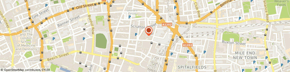 Route/map/directions to Proactive Consultancy Group, EC2A 2BF London, 89 Worship Street