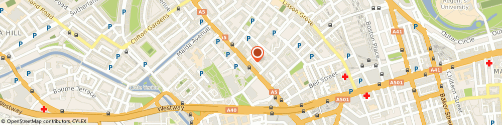 Route/map/directions to Andrews Office Furniture - Edgware, NW2 6NH London, 414 Edgware Road,