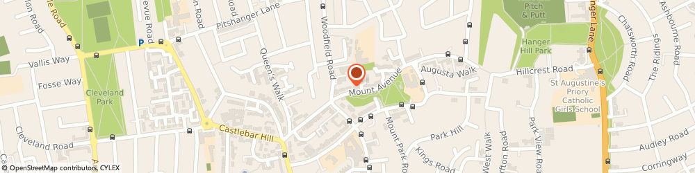 Route/map/directions to Marion Dunn Counselling, W5 1PY London, 2 Avenue Court, Mount Avenue