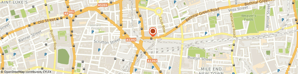 Route/map/directions to Albion Brand Communication, E1 6JJ London, 103, The Tea Building, 56, Shoreditch High St