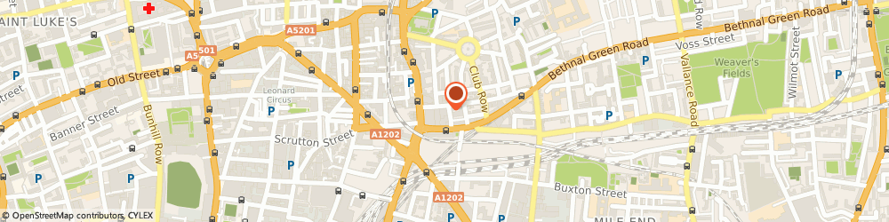 Route/map/directions to The Gallery, E1 6JJ London, Unit 4.06 The Tea Building, 56 Shoreditch High Street