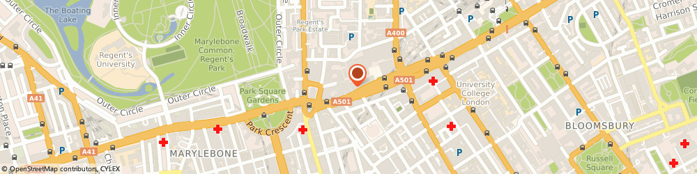 Route/map/directions to Walthamstow and Chigwell paving ltd, NW1 3BT London, 338 Euston road
