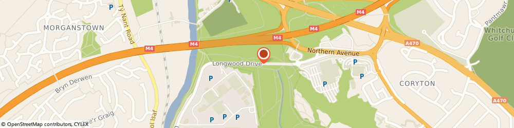 Route/map/directions to Asda Pharmacy, CF14 7EW Cardiff, Longwood Drive