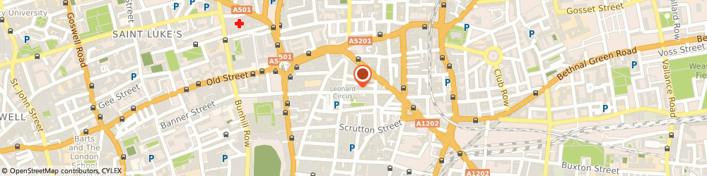 Route/map/directions to Someone, EC2A 4QS London, 67 Leonard St