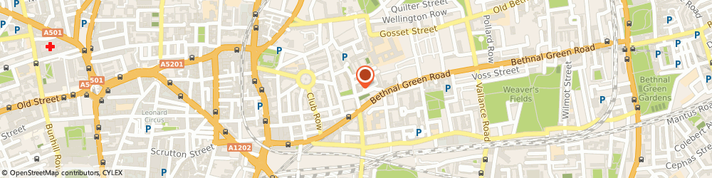 Route/map/directions to Bernstock Speirs, E2 7EB London, 234 Brick Lane