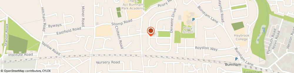 Route/map/directions to The Happy Chef, SL1 6EA Slough, 14 Anslow Pl