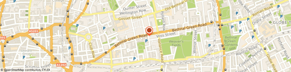 Route/map/directions to Henna Wedding & Catering Limited, E2 6AH London, 299A BETHNAL GREEN ROAD