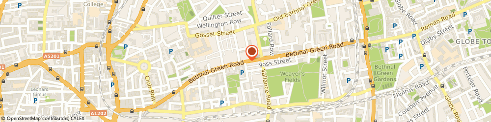 Route/map/directions to Royal Grill, E2 6AH London, 265 Bethnal Green Road
