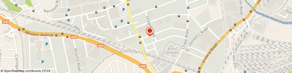 Route/map/directions to Bonton Ltd, NW10 6LS London, 49 Gorst Rd
