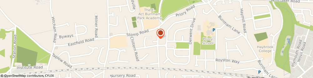 Route/map/directions to First Adapt Limited, SL1 6DT Slough, 91 Huntercombe Lane North
