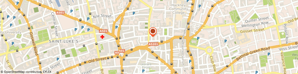 Route/map/directions to UPS Solutions Logistics, N1 6EY London, Pitfield Street 18B