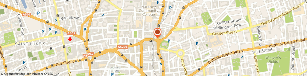 Route/map/directions to Kachette, EC1V 9LP London, 347 Old St