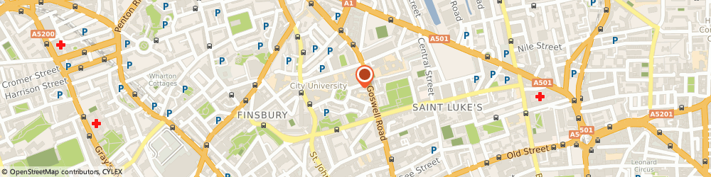 Route/map/directions to The Conversation Co LONDON, EC1V 0ED London, 12 Ashby St