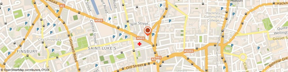 Route/map/directions to Tim's Tuition Service Limited, EC1V 2NX London, 160 City Rd