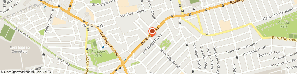 Route/map/directions to East Ham Locksmiths, 24h Locksmith 020 8819 7619, E6 2LN London, Barking Road