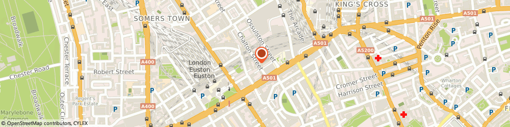 Route/map/directions to Logan Energy Limited, NW1 1JD London, 1ST FLOOR, 41 CHALTON STREET