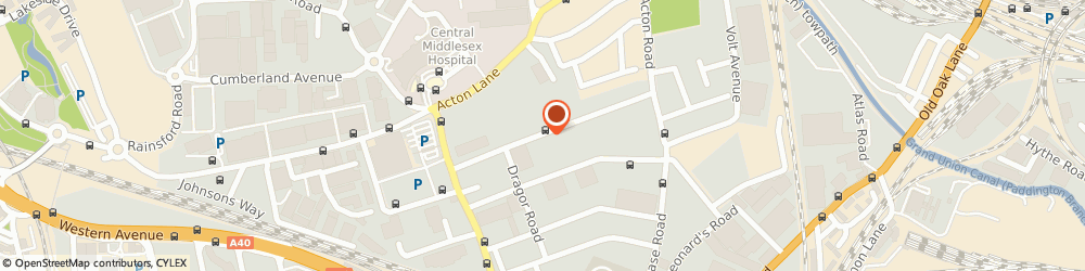 Route/map/directions to G f m Fashions Ltd, NW10 6HJ London, Unit 35-38 Minerva Road