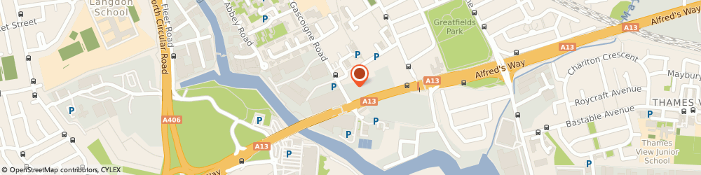 Route/map/directions to Free Trade, IG11 7LN Barking, 227 - 247 Gascoigne Road
