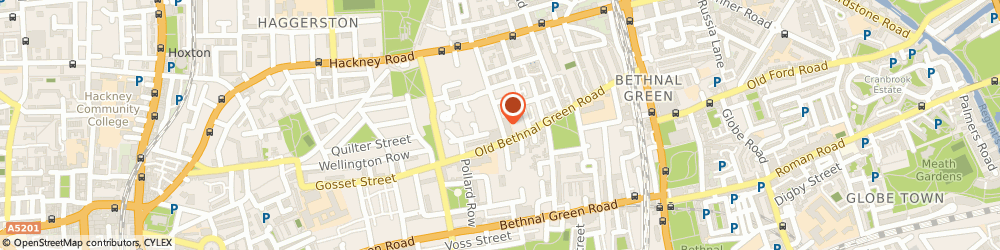 Route/map/directions to HARDWOOD FLOOR REPAIR CO., E2 7AJ London, 28 Mansford St