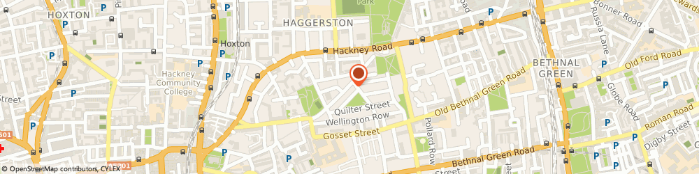 Route/map/directions to Nelly Duff, E2 7RG London, 156 Columbia Rd