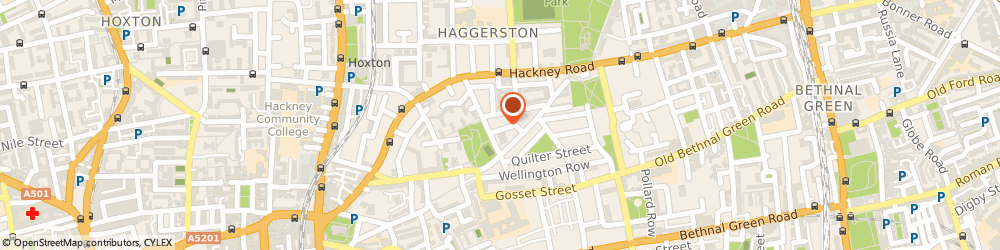 Route/map/directions to Boothnation, E2 7RH London, 7 Ezra St