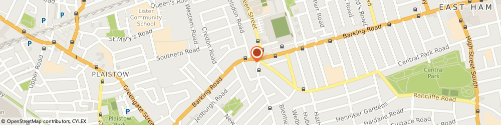 Route/map/directions to Top Banana Bouncy Castles, E13 9PJ London, 776-778 Barking Rd