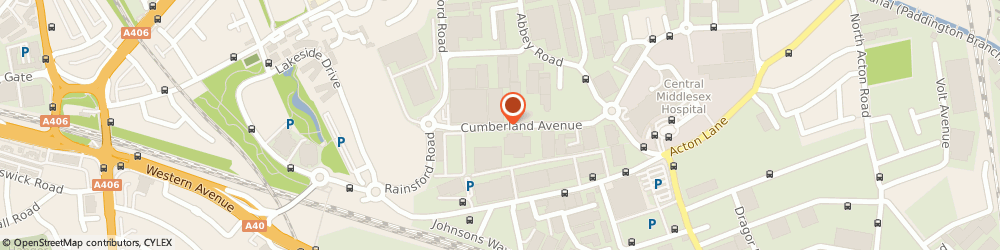 Route/map/directions to Avbol Construction Limited, NW10 7RT London, 40 Cumberland Ave