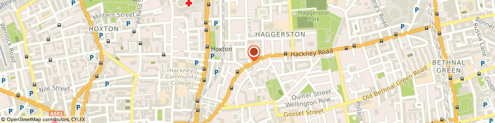 Route/map/directions to Milad Handbags, E2 8JL London, 151 Hackney Road