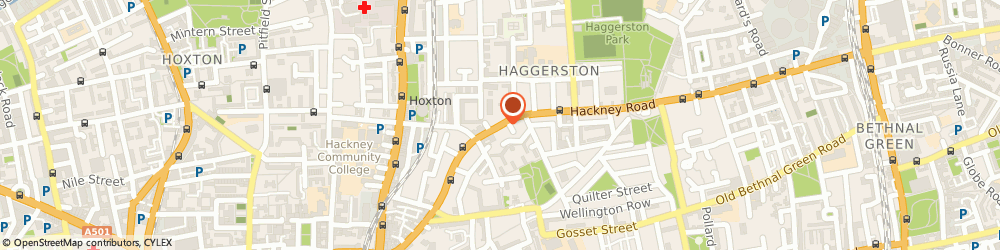 Route/map/directions to Ray's Glass & Frames Ltd, E2 7QS London, 120 Hackney Road