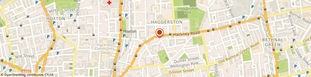 Route/map/directions to Folklore, E2 7QL London, 186 Hackney Rd