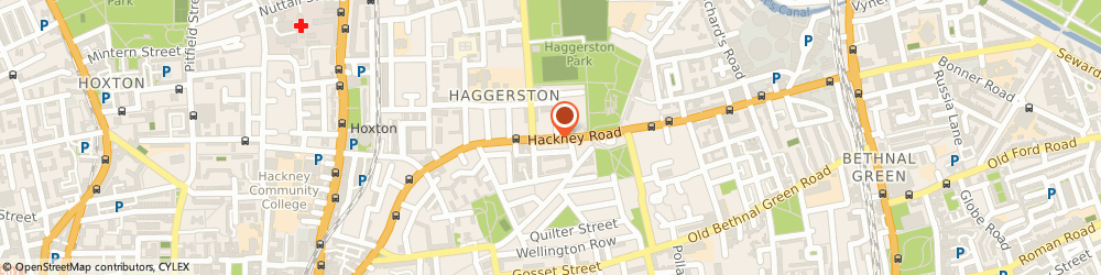 Route/map/directions to Laceys Footwear, E2 8NA London, 263-265 Hackney Rd