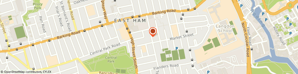 Route/map/directions to Timpson Ltd, E6 5JP London, Gate Road