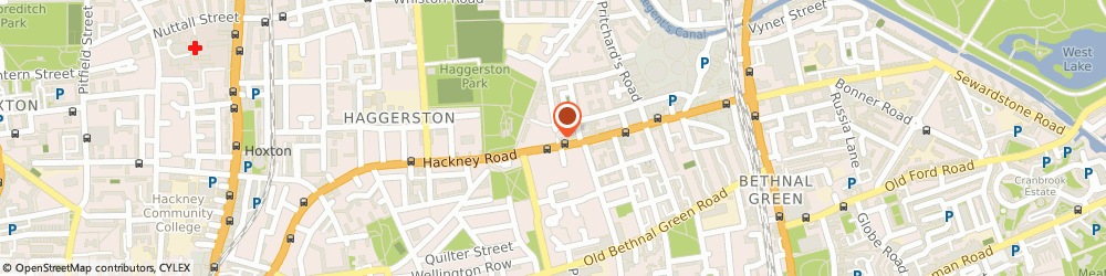 Route/map/directions to Ms Lyn French - Psychotherapist, E2 8PR London, 353 Hackney Road