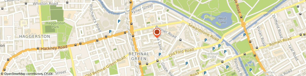 Route/map/directions to Attachment-Based Psychotherapy East London, E2 9LU London, Russia Lane
