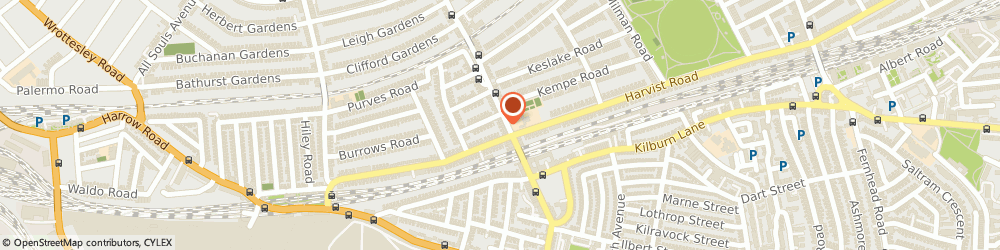 Route/map/directions to Breathingjuice Limited, NW10 3JJ London, 72-74 Chamberlayne Rd