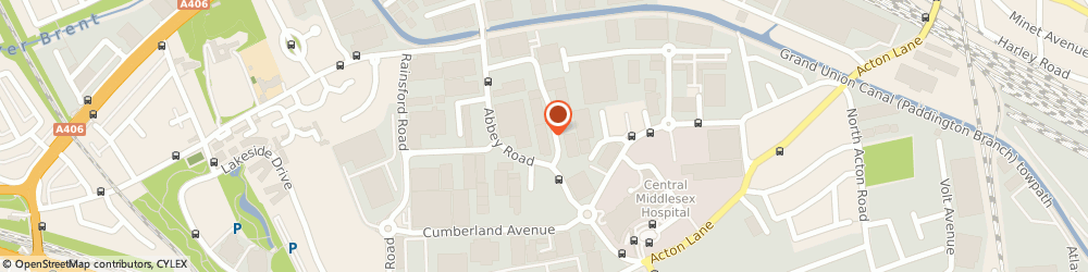 Route/map/directions to Momentous Ltd, NW10 7XF London, Unit 29, Commercial Way