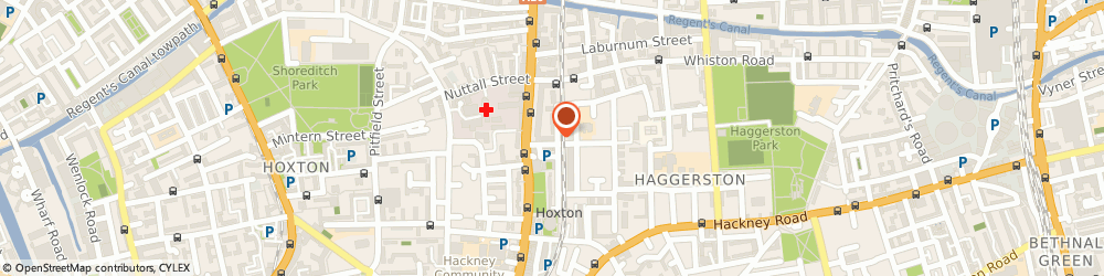 Route/map/directions to House of Liza, E2 8JD London, 9 Pearson St