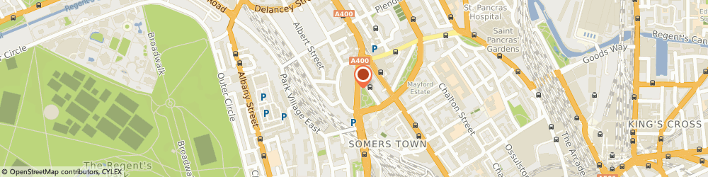 Route/map/directions to Asos, NW1 7FB London, Greater London House, Hampstead Rd