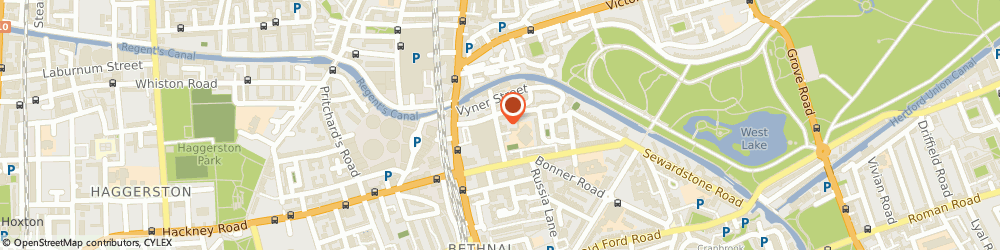 Route/map/directions to Controlled Cleaning Services Ltd, E2 9HE London, CONTROL HOUSE, 47 MOWLEM STREET