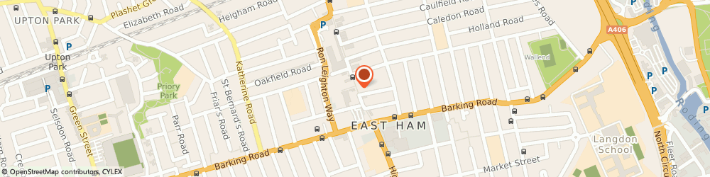 Route/map/directions to Mateys, E6 2HJ London, 26 High St North